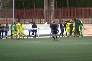 Vídeo Kelme-Villarreal juveniles marzo 2019