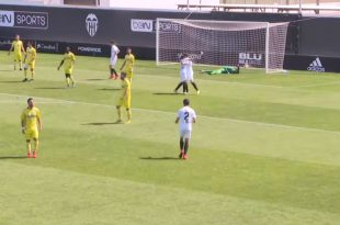 Vídeo Valencia Mestalla-Ejea marzo 2019