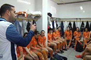 Vídeo selección valenciana sub-21 femenina debut