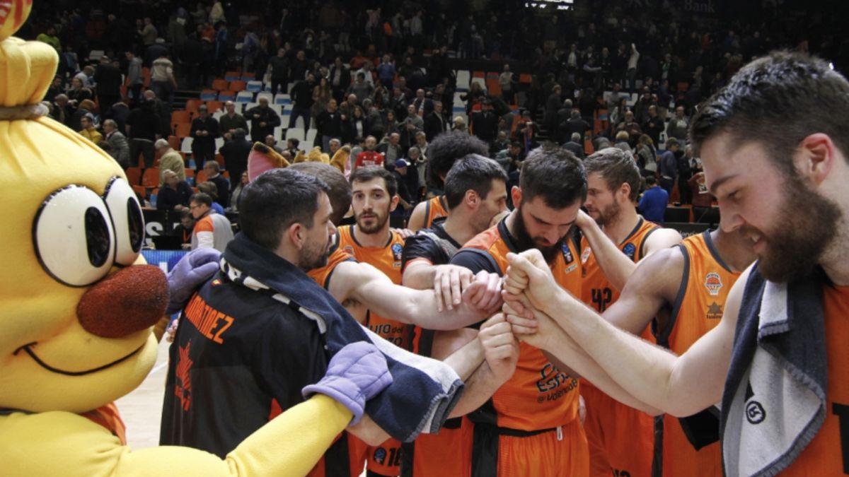 Valencia Basket EuroCup 2019