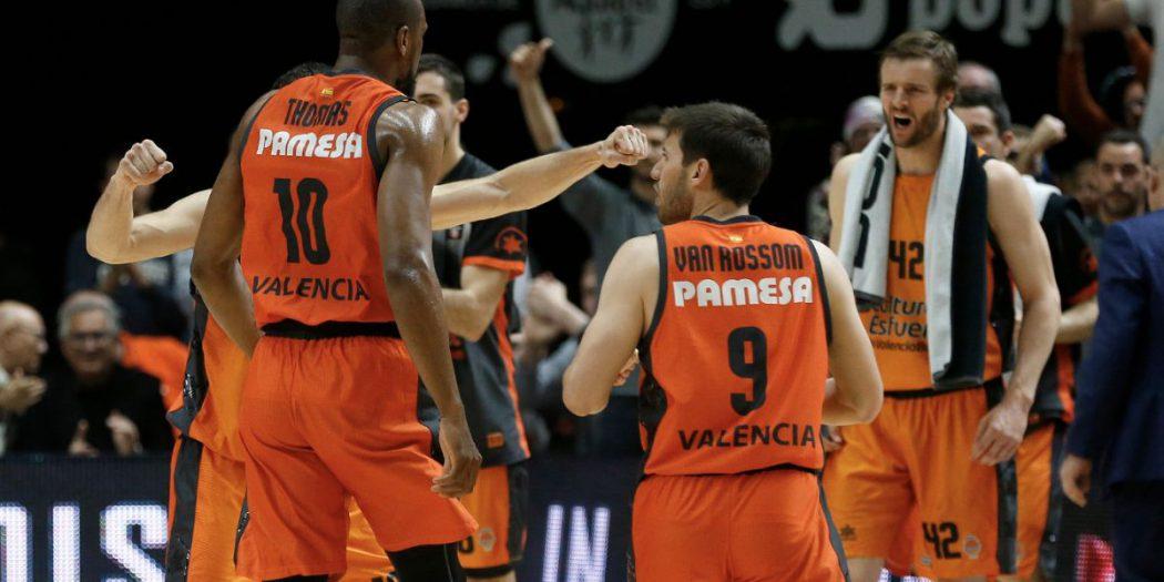 Valencia Basket - Unics Kazan