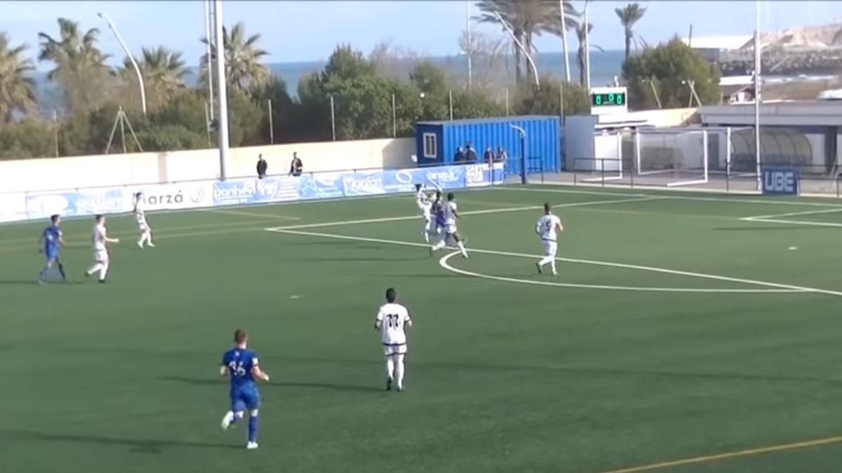 Video Castellon B-San Pedro marzo 2019