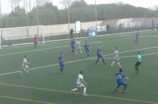 Video Castellon-Inter San Jose Juveniles marzo 2019
