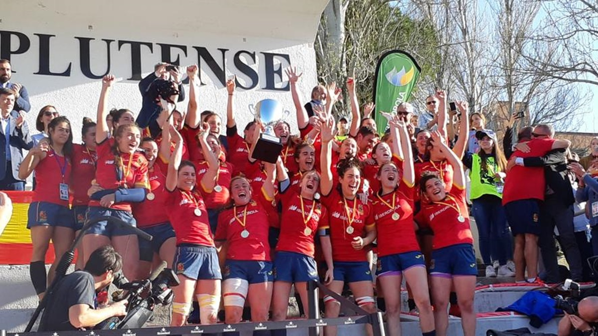 XV Campeonas Europa 2019