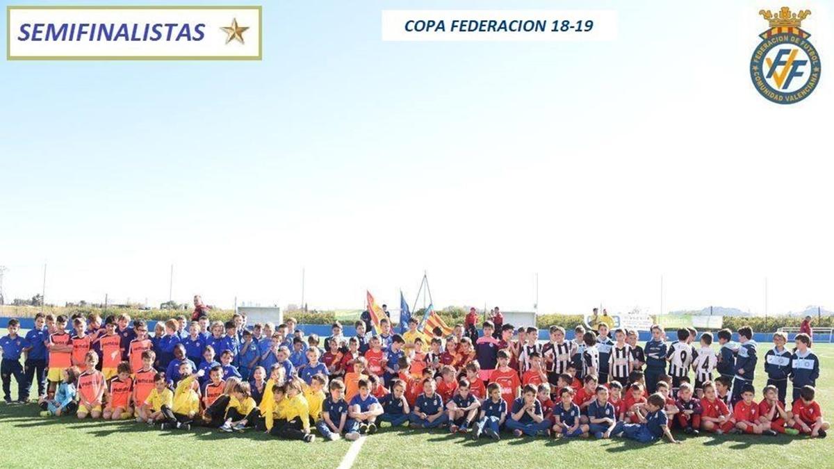 Copa Federación Prebenjamines Jornada 2
