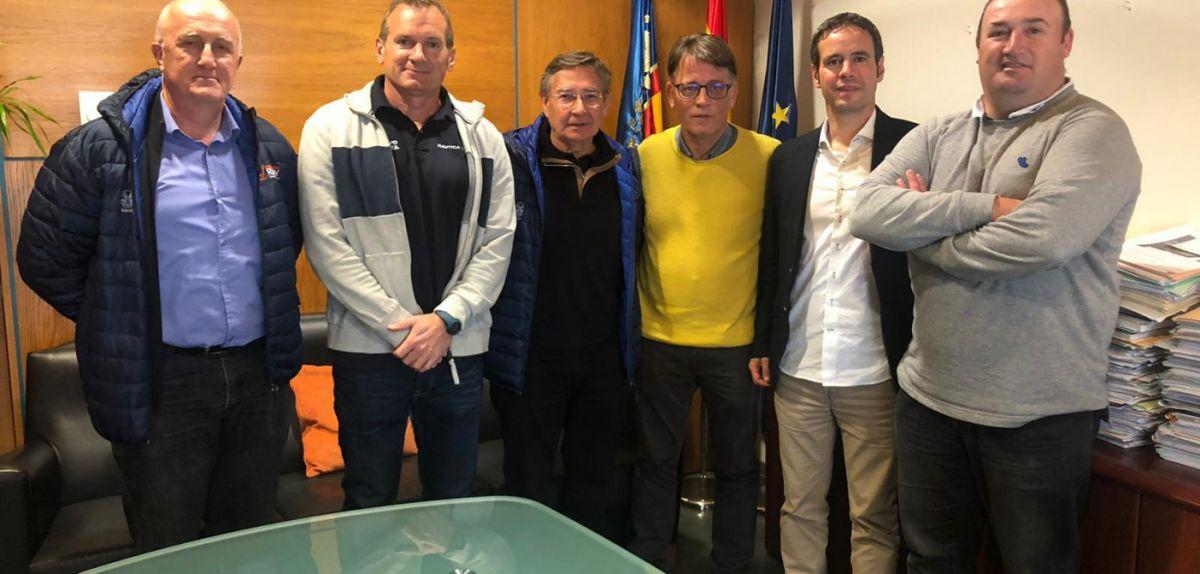 Reunión Rugby Centro de Tecnificación