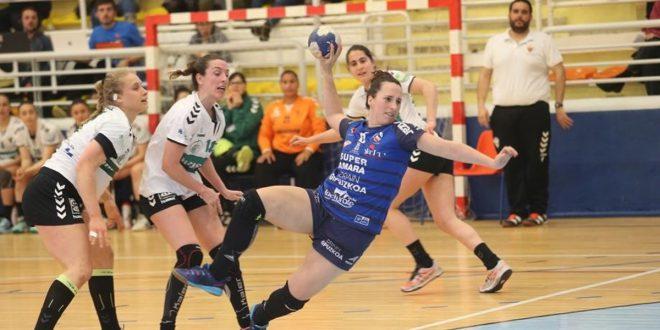 Cuatro derrotas para los equipos valencianos de la Liga Guerreras Iberdrola
