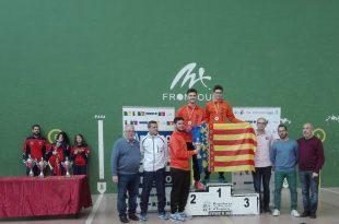 2019.04.08 El Campionat d'Espanya per comunitats autònomes de Frontenis 2019 torna a Canals4