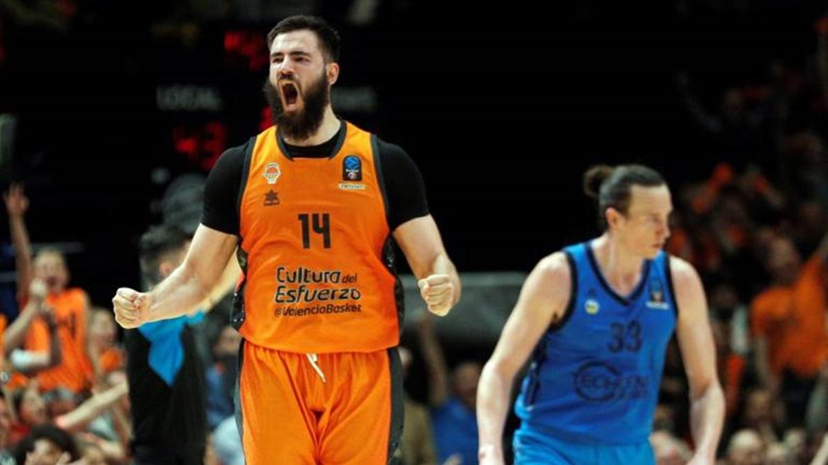 El Valencia Basket se convierte en el nuevo campeón de la Eurocup