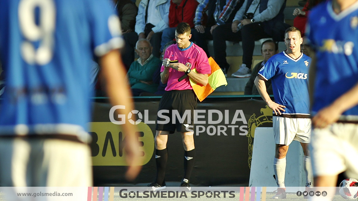 Arbitro Tercera Division Valencia