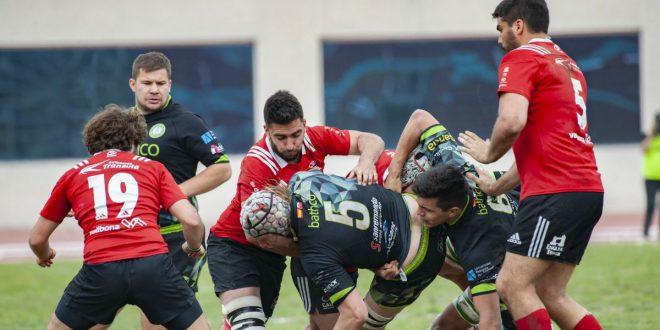 Batcho Rugby Santander - CAU Rugby Valencia