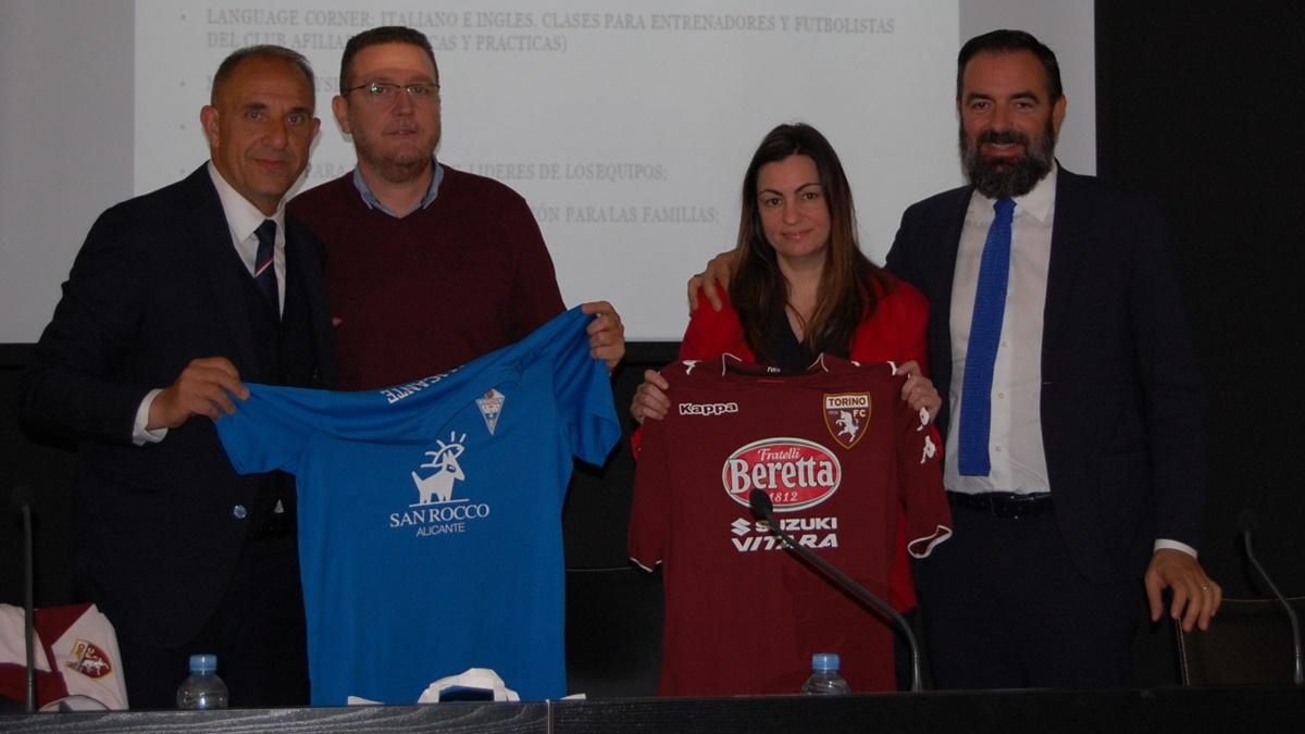 CFI Alicante y FC Torino