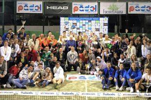 Campeonato Autonómico Pádel Absoluto por Equipos 2019