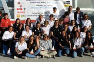 Campeonato España Vela clase 420