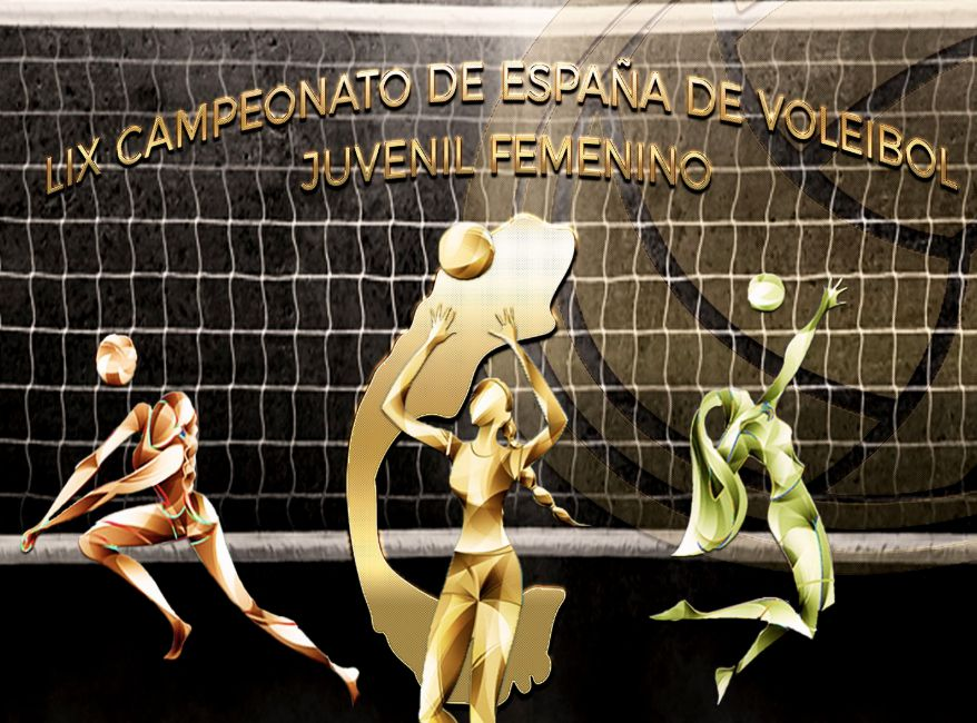 Campeonato España Voleibol Juvenil Femenino 2019