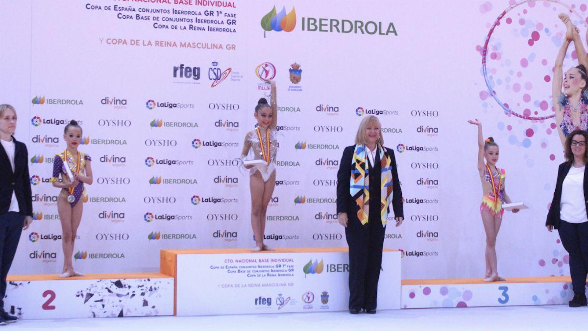 Campeonato Nacional Base Individual de Gimnasia Rítmica 2019