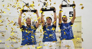 Campeones Liga Bankia Raspall 2019