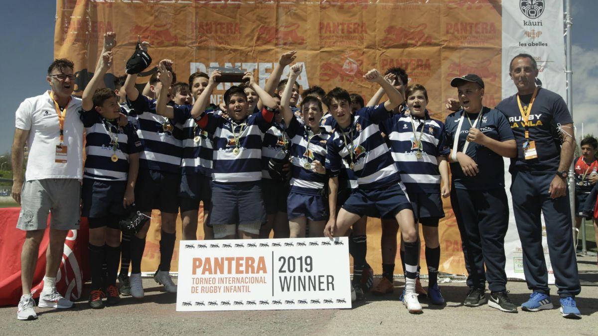 Club Rugby La Vila Torneo Pantera 2019