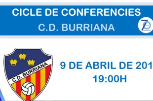 Conferencias 70 aniversario CD Burriana