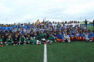 Copa Federación benjamines abril 2019