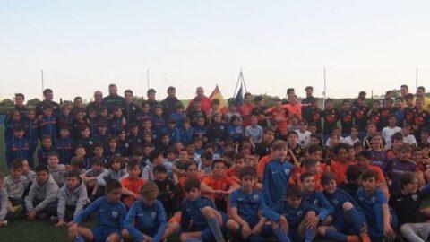 Copa Federacion Alevin Segunda Fase