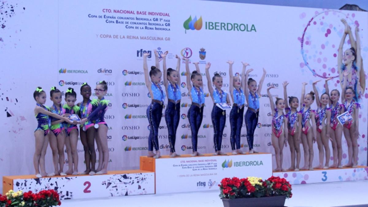 Copa Iberdrola - Gimnasia