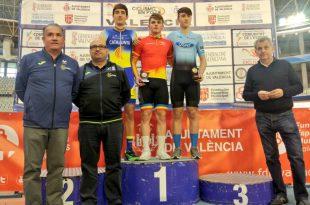 Iker Bonilla gana la Copa de España de cadete