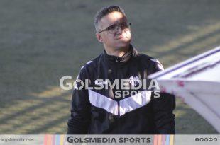 Dani Ponz Atlético Saguntino entrenador