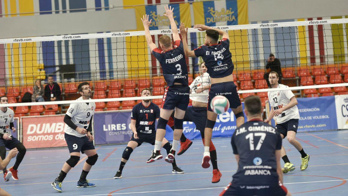 Emevé Lugo - Voleibol Almoradí