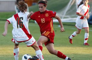 España sub-17 femenina
