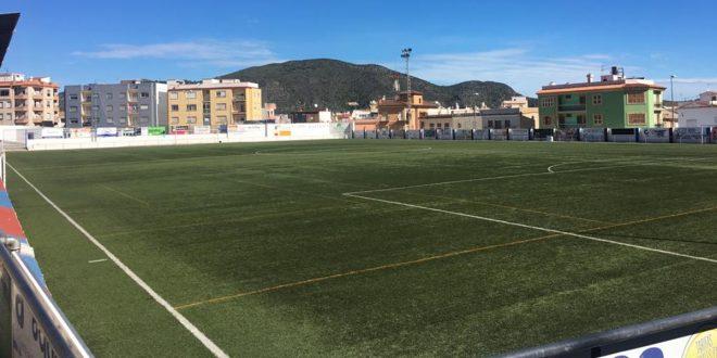 Los campos de fútbol de La Marina Alta en perfectas condiciones