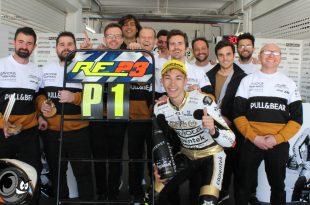 El Ángel Nieto Team logra el Mundial Junior de Moto3 con Raúl Fernández