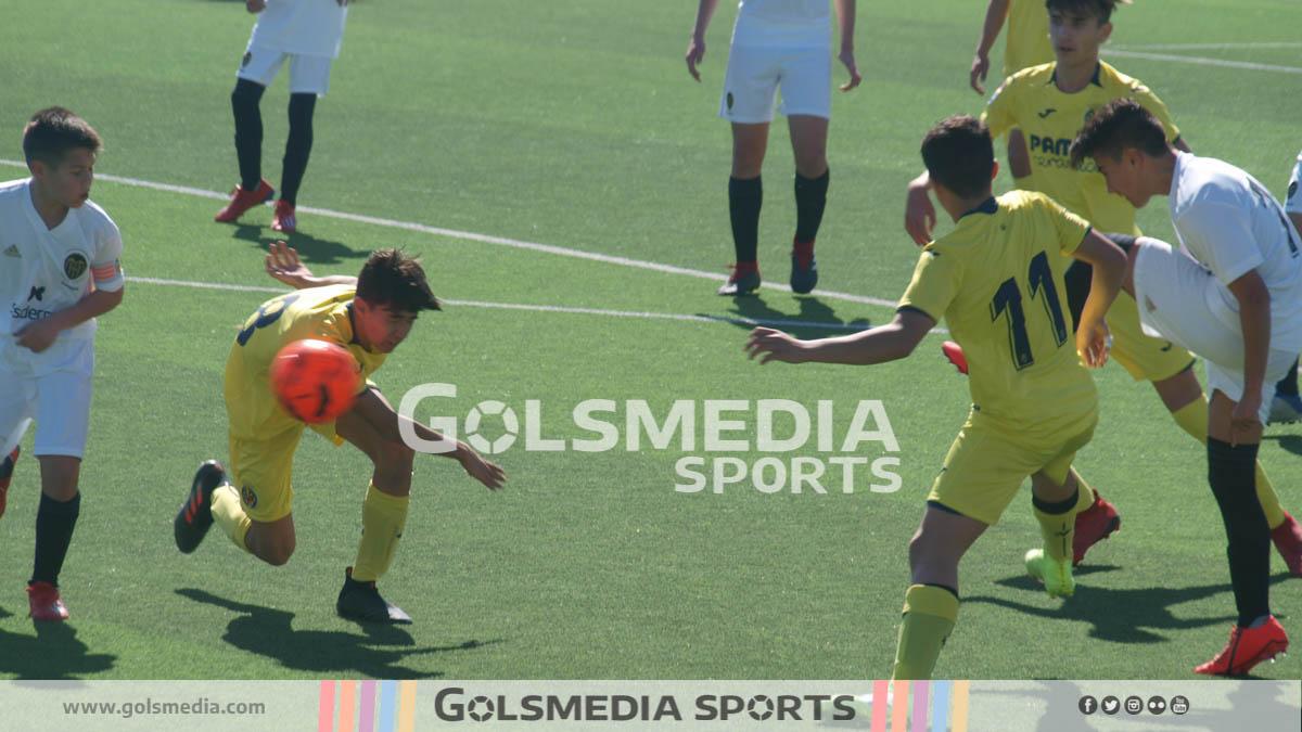 Infantiles Villarreal CF