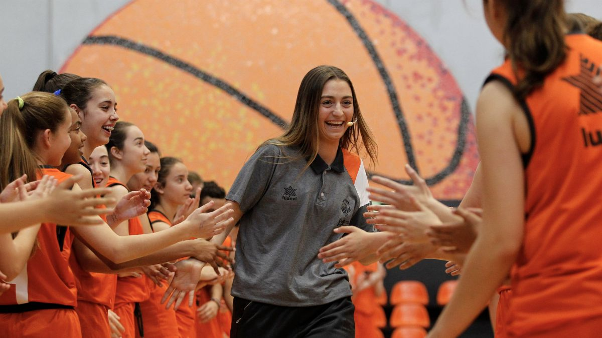 Lorena Segura Alqueria del Basket