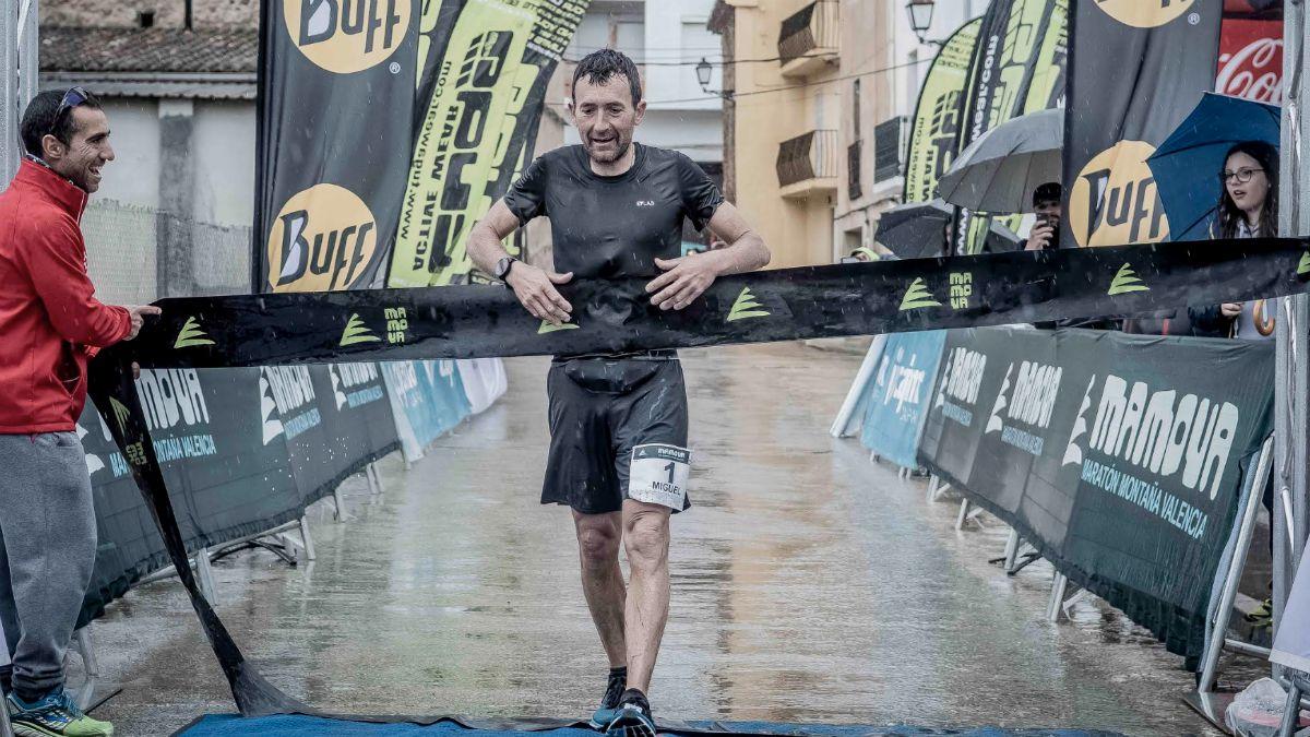Miguel Heras, campeón Mamova 2019