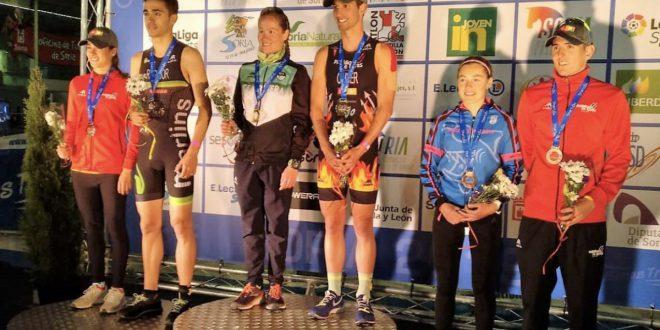 Noelia Juan campeona España duatlón Sub-23 2019