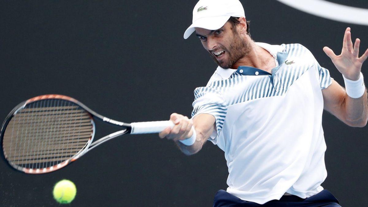 Pablo Andújar ATP 250 Marrakech 2019