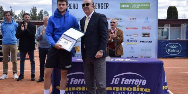 Pedro Martínez Ferrero Challenger 2019