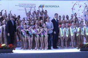 Primera fase Copa España Conjuntos Gimnasia Rítmica 2019