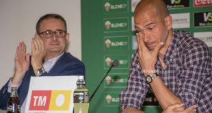 Rafa Fernández despedida