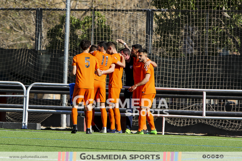 Torre Levante celebracion gol