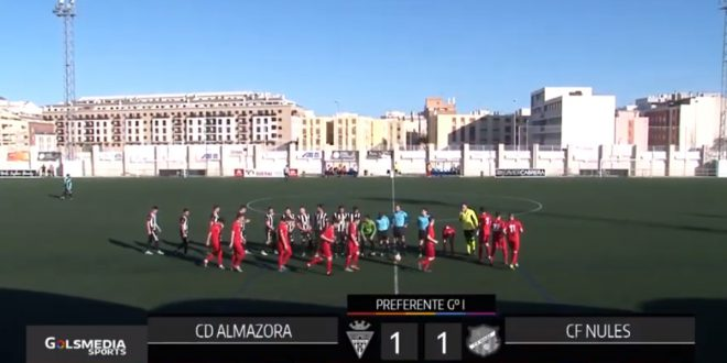 Vídeo Almazora-Nules