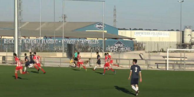 Vídeo Atlético Vallbonense-UD Quart de Poblet