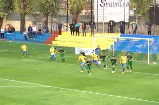 Vídeo Orihuela CF-Paterna CF