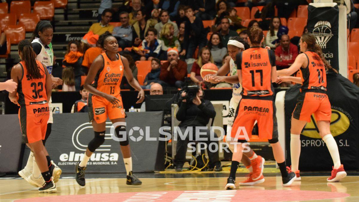 Valencia Basket - Quesos El Pastor