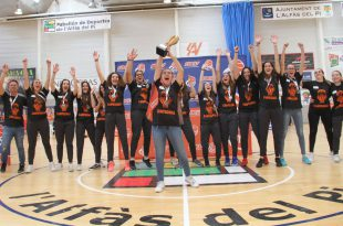 Valencia Basket campeón Júnior Femenino Autonómico
