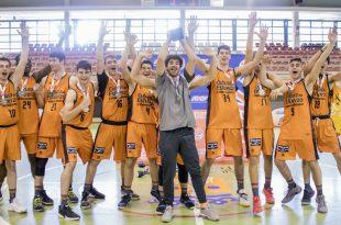 Valencia Basket campeón Júnior Masculino Autonómico 2019