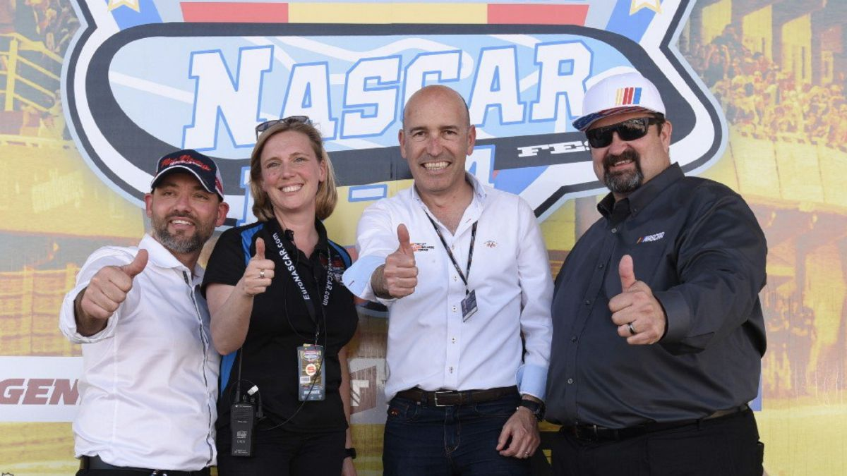 Valencia NASCAR Fest
