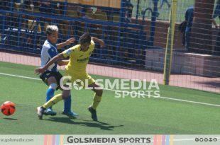 Villarreal-Hercules infantil liga autonomica
