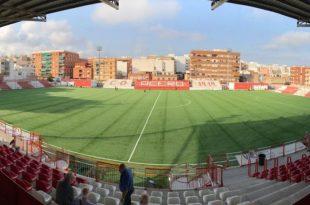 Estadio de El Fornás